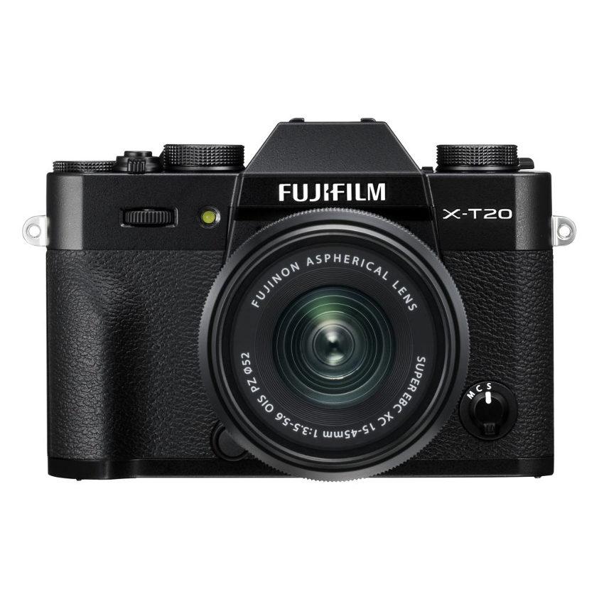 Fujifilm X-T20 systeemcamera Zwart + 15-45mm f/3.5-5.6 OIS PZ <br/>€ 799.00 <br/> <a href='https://www.cameranu.nl/fotografie/?tt=12190_474631_241358_&r=https%3A%2F%2Fwww.cameranu.nl%2Fnl%2Fp2487425%2Ffujifilm-x-t20-systeemcamera-zwart-15-45mm-f-3-5-5-6-ois-pz%3Fchannable%3De10841.MjQ4NzQyNQ%26utm_campaign%3D%26utm_content%3DSysteemcamera%26utm_source%3DTradetracker%26utm_medium%3Dcpc%26utm_term%3DDigitale%2Bcamera%26apos%3Bs' target='_blank'>naar de winkel</a>