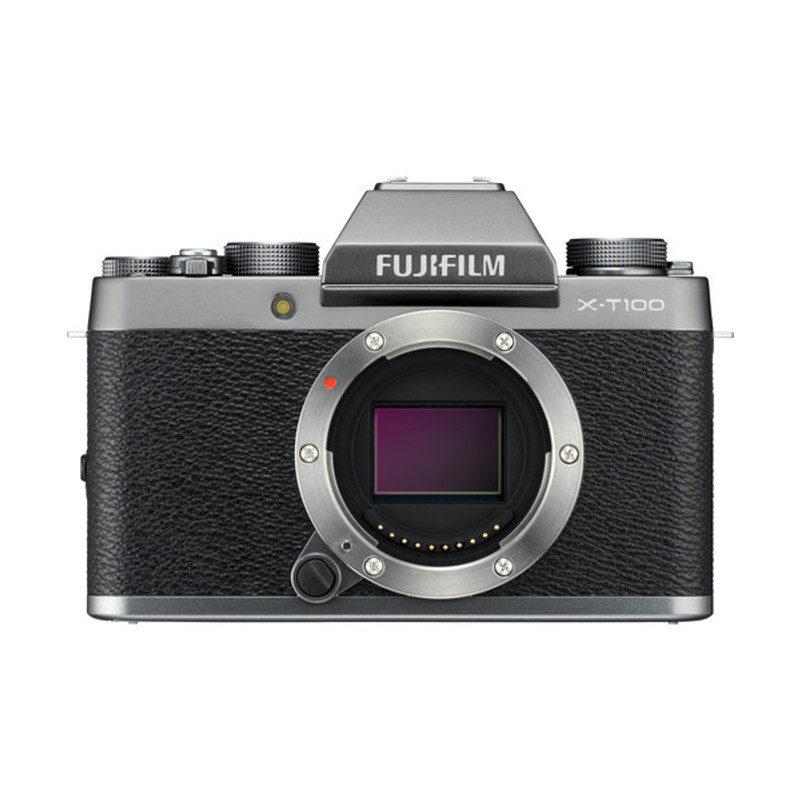 Fujifilm X-T100 systeemcamera Body Zilver <br/>€ 449.00 <br/> <a href='https://www.cameranu.nl/fotografie/?tt=12190_474631_241358_&r=https%3A%2F%2Fwww.cameranu.nl%2Fnl%2Fp2515855%2Ffujifilm-x-t100-systeemcamera-body-zilver%3Fchannable%3De10841.MjUxNTg1NQ%26utm_campaign%3D%26utm_content%3DSysteemcamera%26utm_source%3DTradetracker%26utm_medium%3Dcpc%26utm_term%3DDigitale%2Bcamera%26apos%3Bs' target='_blank'>naar de winkel</a>