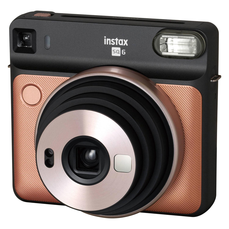Fujifilm Instax Square SQ6 instant camera Blush Gold
