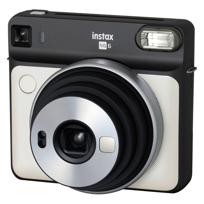 Fujifilm Instax Square SQ6 instant camera Pearl White
