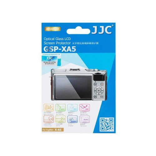 JJC GSP-XA5 Optical Glass Protector voor Fujifilm X-A5