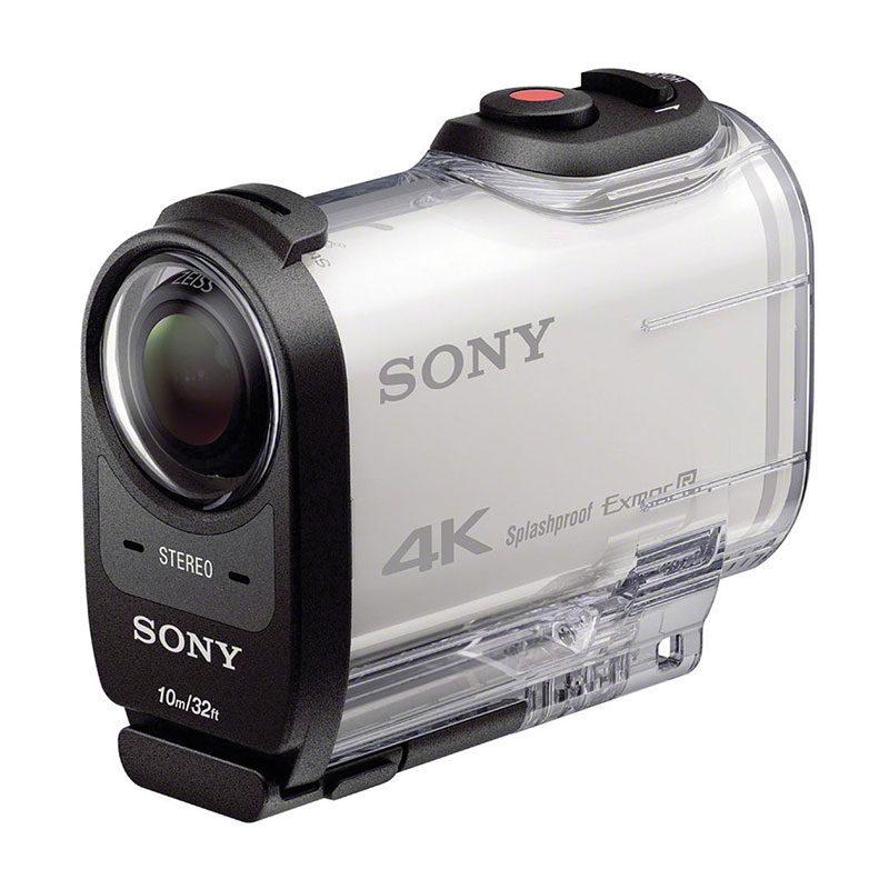 Sony FDR-X1000VR 4K Action Cam Remote kit Promo-model