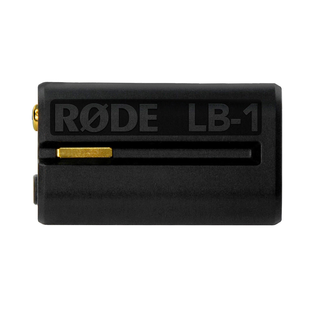 Rode LB-1 Lithium Rechargeable Battery 1600mAh
