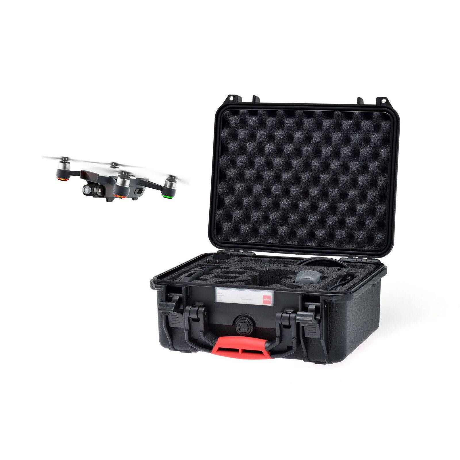 HPRC 2300 koffer voor DJI Spark Zwart