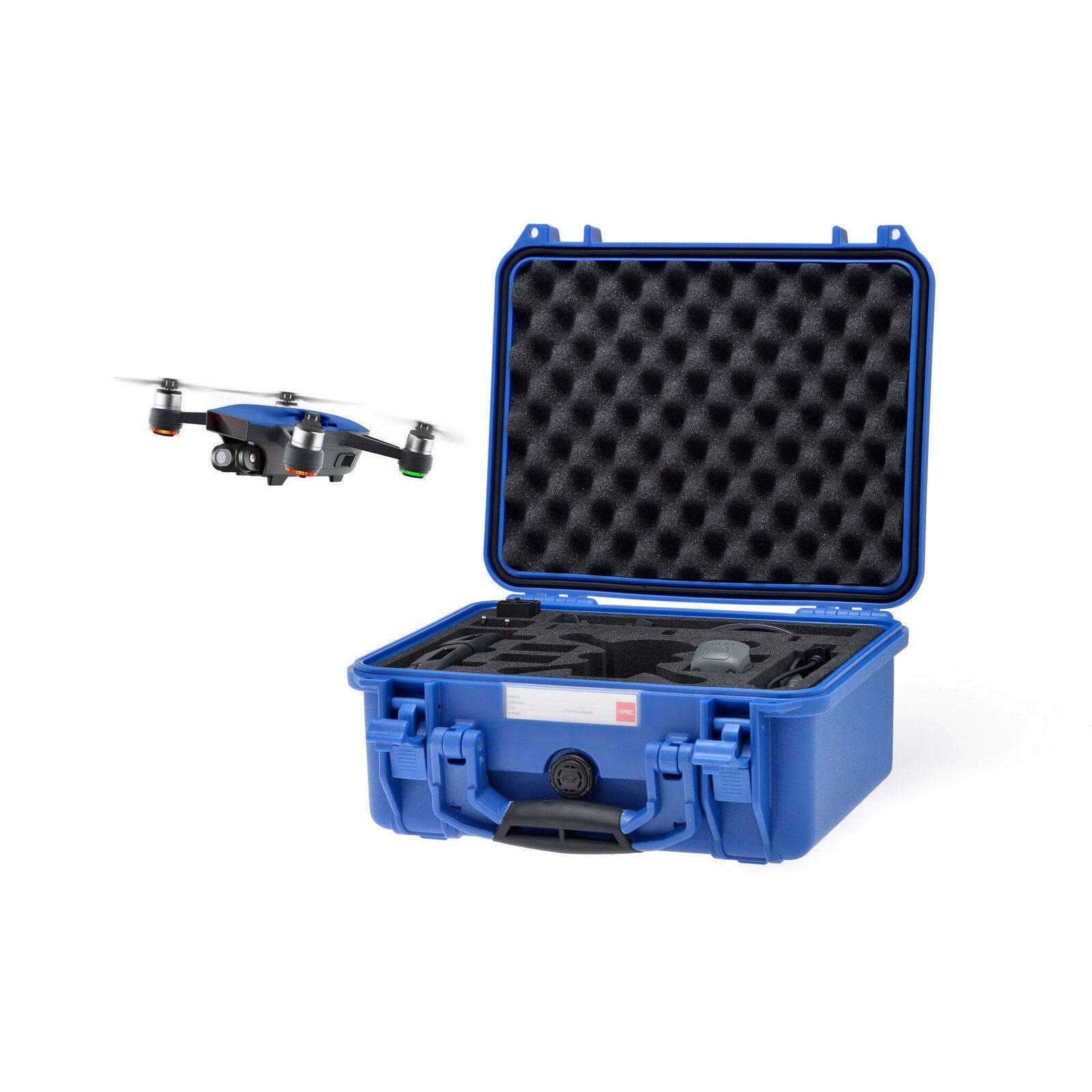 HPRC 2300 koffer voor DJI Spark Blauw