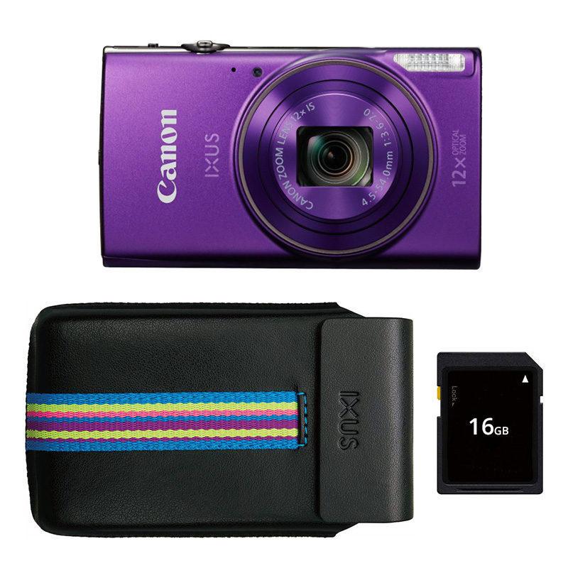 Canon Ixus 285 HS Essentials kit compact camera Paars <br/>€ 169.00 <br/> <a href='https://www.cameranu.nl/fotografie/?tt=12190_474631_241358_&r=https%3A%2F%2Fwww.cameranu.nl%2Fnl%2Fp1046885%2Fcanon-ixus-285-hs-essentials-kit-compact-camera-paars%3Fchannable%3De10841.MTA0Njg4NQ%26utm_campaign%3D%26utm_content%3DCompact%2Bcamera%26utm_source%3DTradetracker%26utm_medium%3Dcpc%26utm_term%3DDigitale%2Bcamera%26apos%3Bs' target='_blank'>naar de winkel</a>