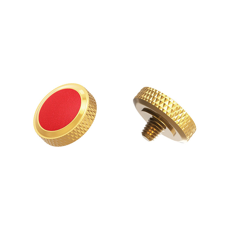JJC Deluxe Soft Release Button SRB-DGD Rood