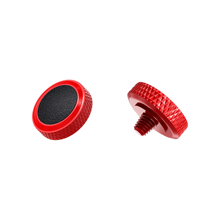 JJC Deluxe Soft Release Button SRB-R Zwart
