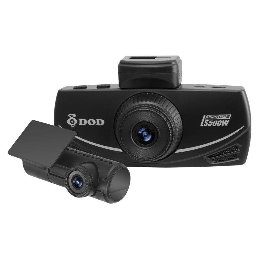 Afbeelding van DOD LS500W Dashcam met Dual Camera