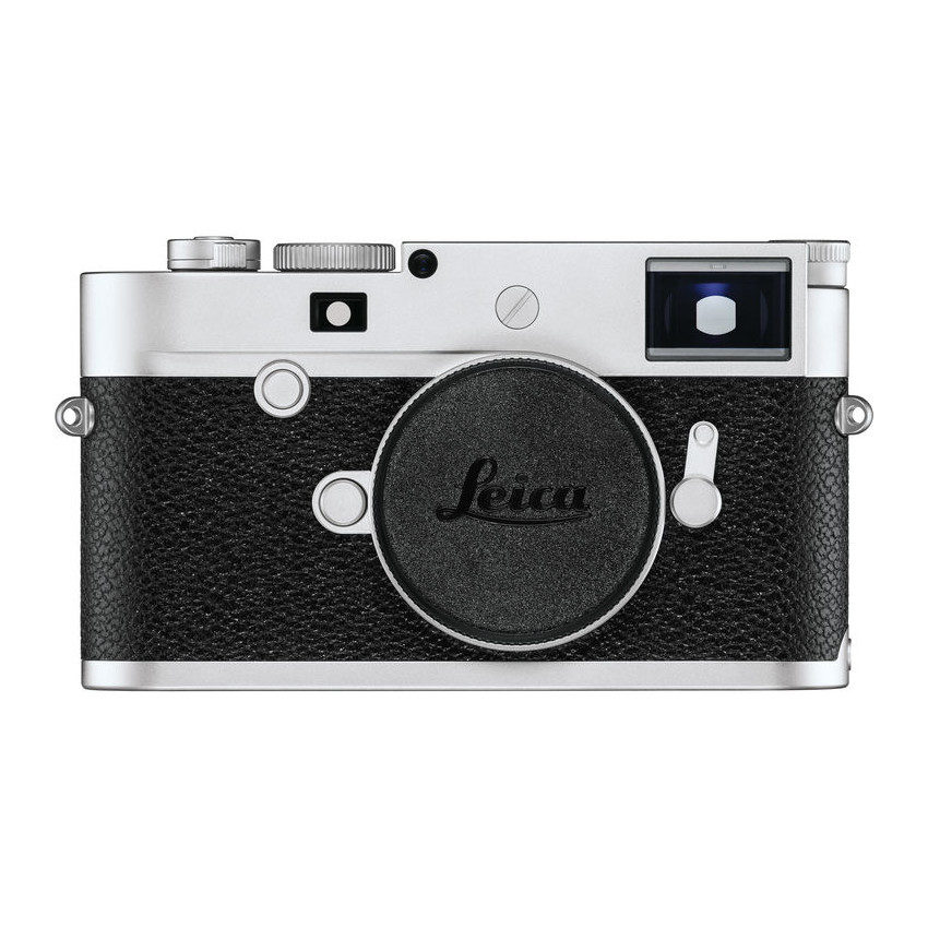 Leica M10-P systeemcamera Body Zilver