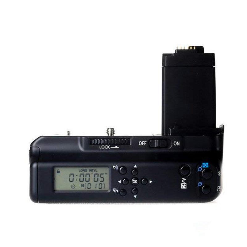 Meike MK-500DL Battery Grip voor Canon EOS