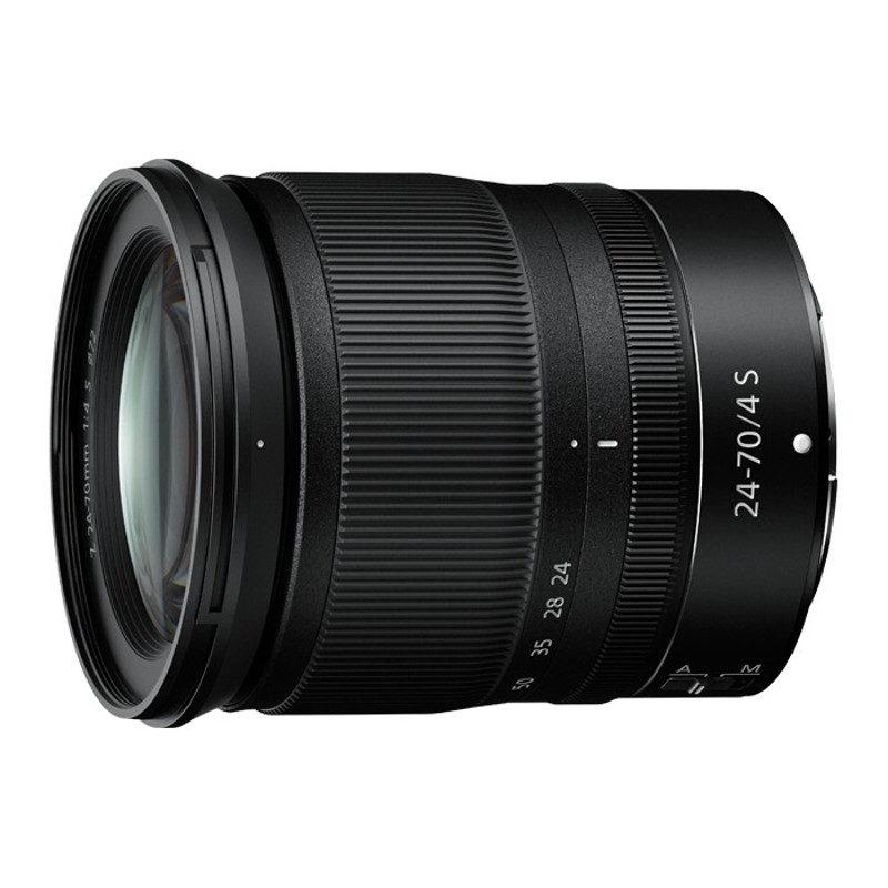 Nikon Z 24-70mm f/4.0 S objectief