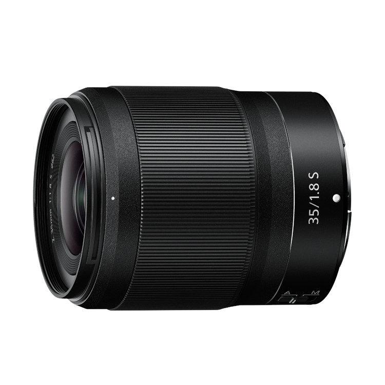 Nikon Z 35mm f/1.8 S objectief