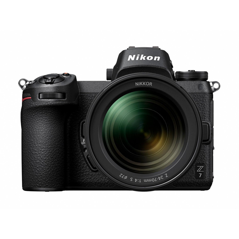 Nikon Z7 systeemcamera + 24-70mm f/4.0
