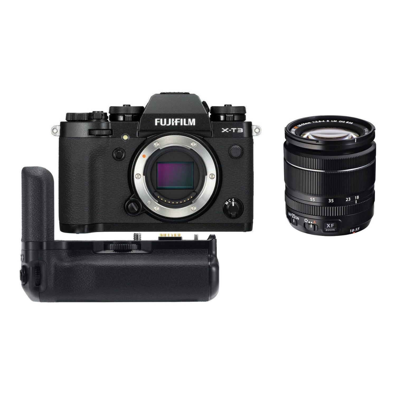 Fujifilm X-T3 systeemcamera Zwart + 18-55mm f/2.8-4.0 OIS + VG-XT3 Battery Grip <br/>€ 1979.00 <br/> <a href='https://www.cameranu.nl/fotografie/?tt=12190_474631_241358_&r=https%3A%2F%2Fwww.cameranu.nl%2Fnl%2Fp2696615%2Ffujifilm-x-t3-systeemcamera-zwart-18-55mm-f-2-8-4-0-ois-vg-xt3-battery-grip%3Fchannable%3De10841.MjY5NjYxNQ%26utm_campaign%3D%26utm_content%3DSysteemcamera%26utm_source%3DTradetracker%26utm_medium%3Dcpc%26utm_term%3DDigitale%2Bcamera%26apos%3Bs' target='_blank'>naar de winkel</a>