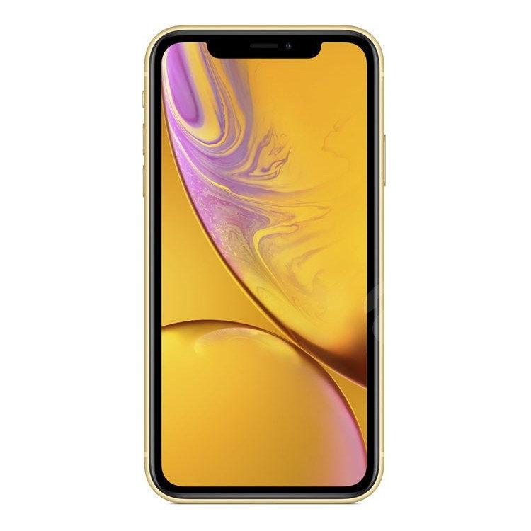Afbeelding van Apple iPhone XR 128GB Yellow mobiele telefoon