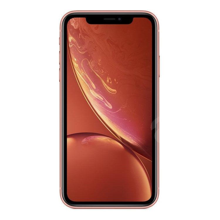 Afbeelding van Apple iPhone XR 128GB Coral mobiele telefoon