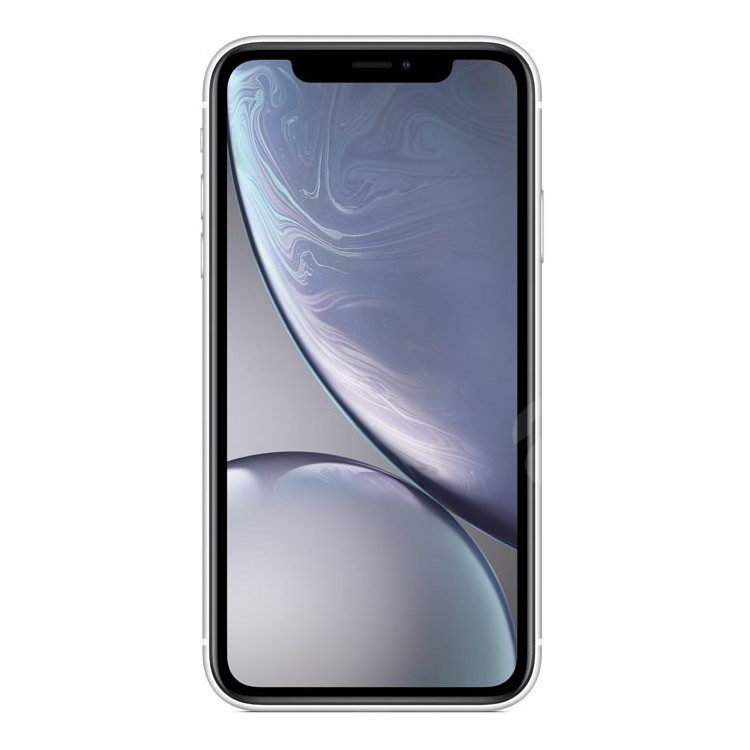 iPhone XR 64GB Wit (2018)