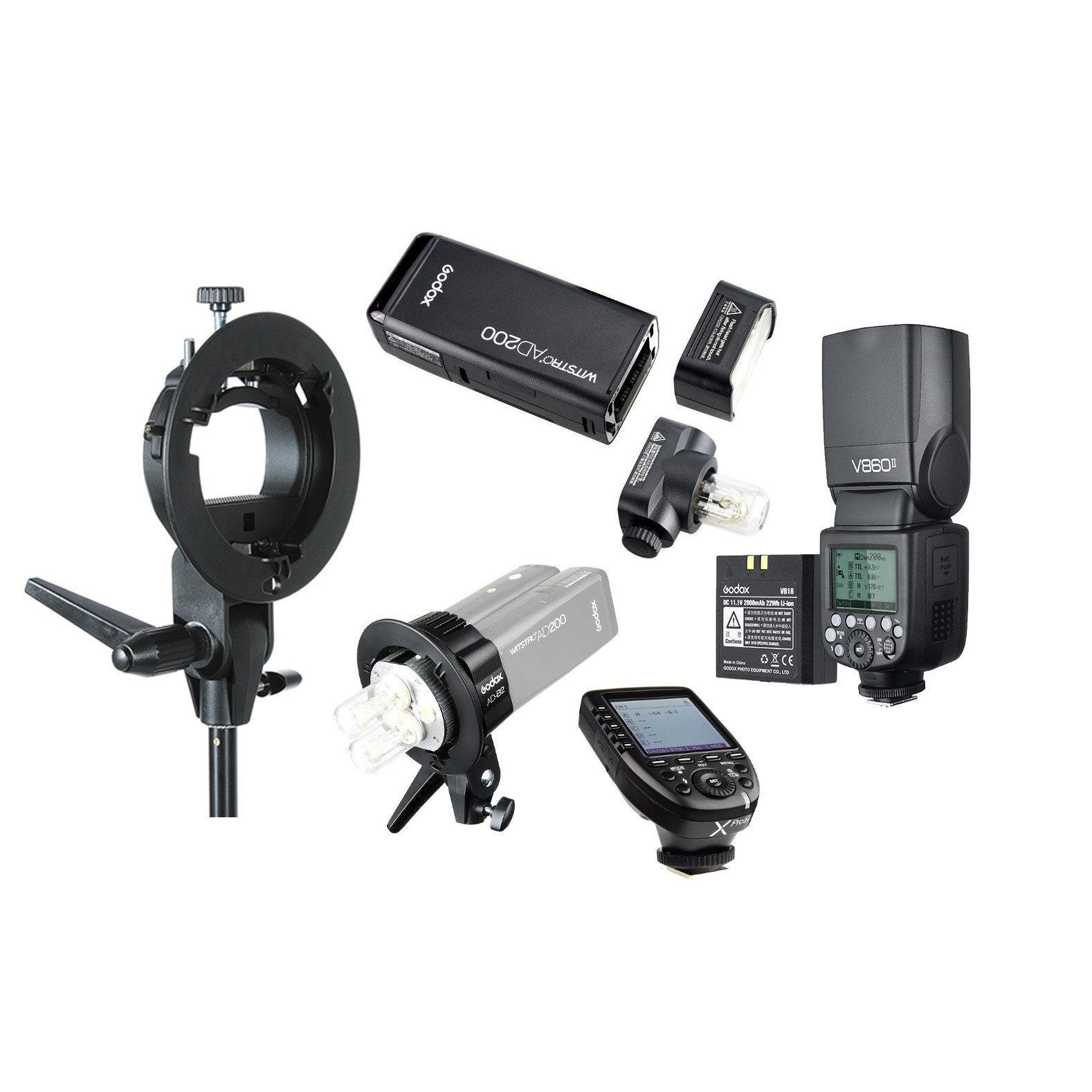 Godox Location BARDT Kit Sony met korting