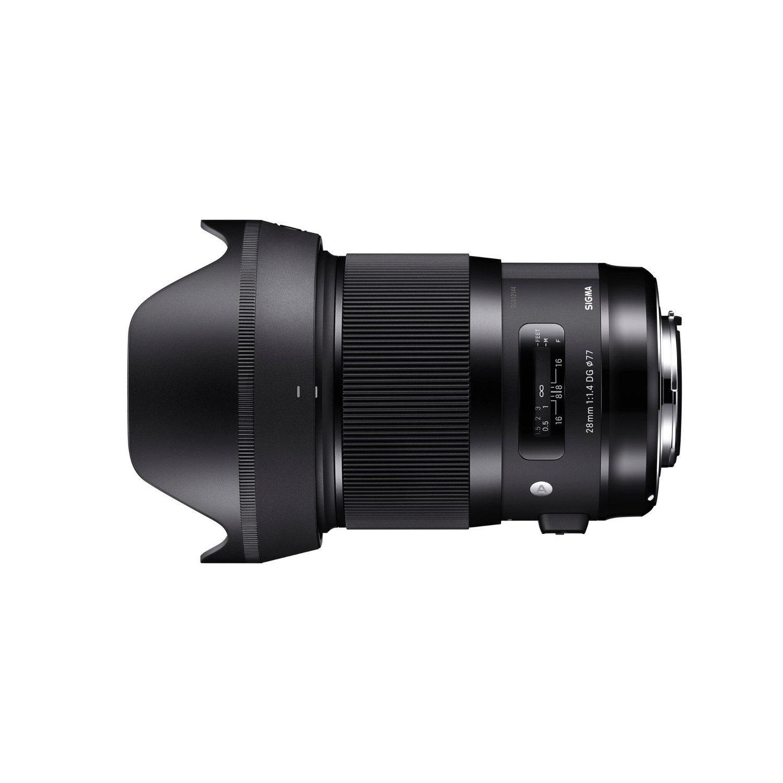 Sigma 28mm f/1.4 DG HSM Art Sony E-Mount objectief