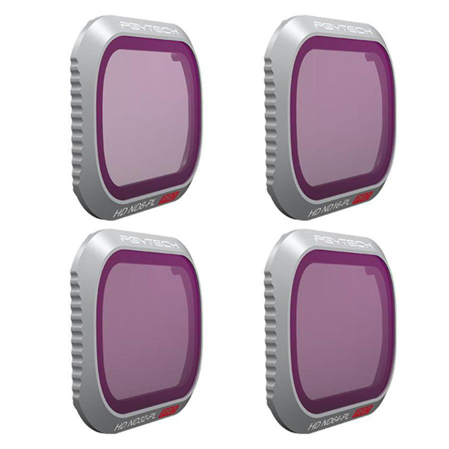 Pgytech ND-PL PRO filterset ND8/16/32/64 voor DJI Mavic 2 Pro