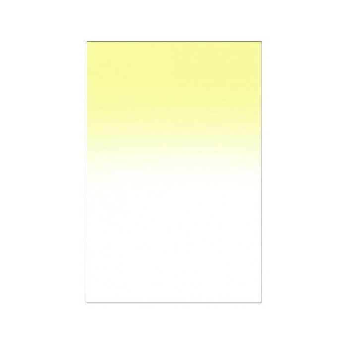 LEE Sunset Yellow Grad Soft Filter 100x150mm