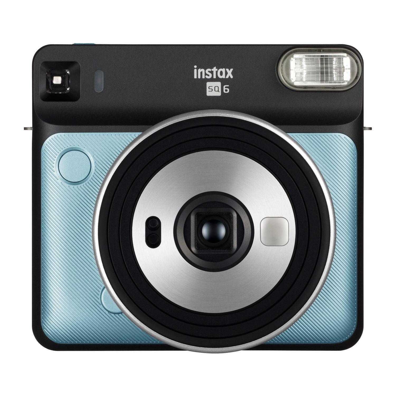 Fujifilm Instax Square SQ6 instant camera Aqua Blue