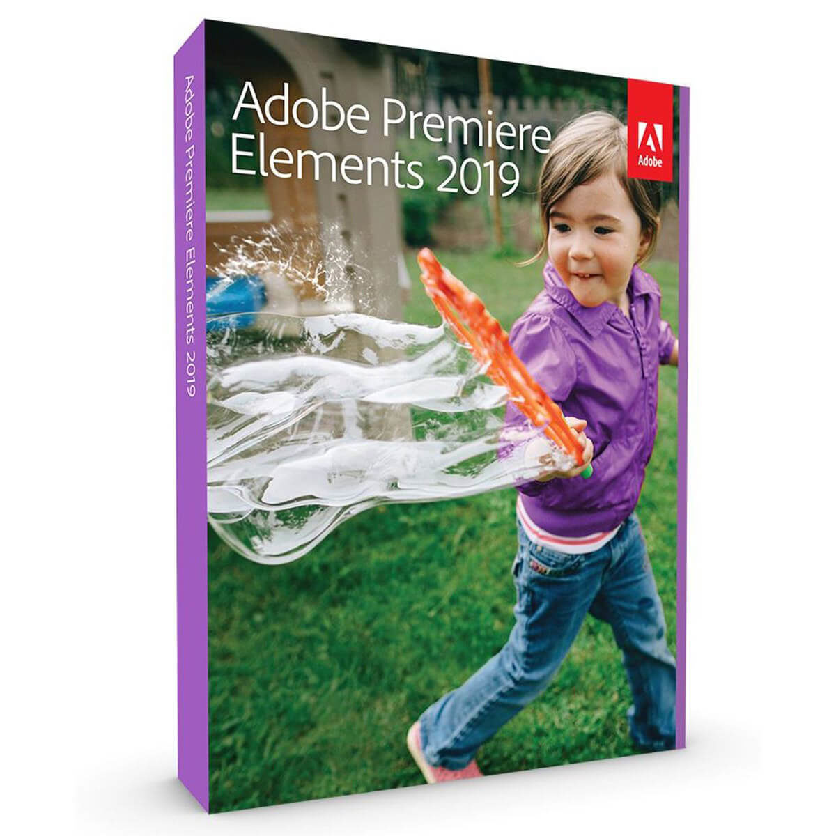 Afbeelding van Adobe Premiere Elements 2019 UK Mac/Windows