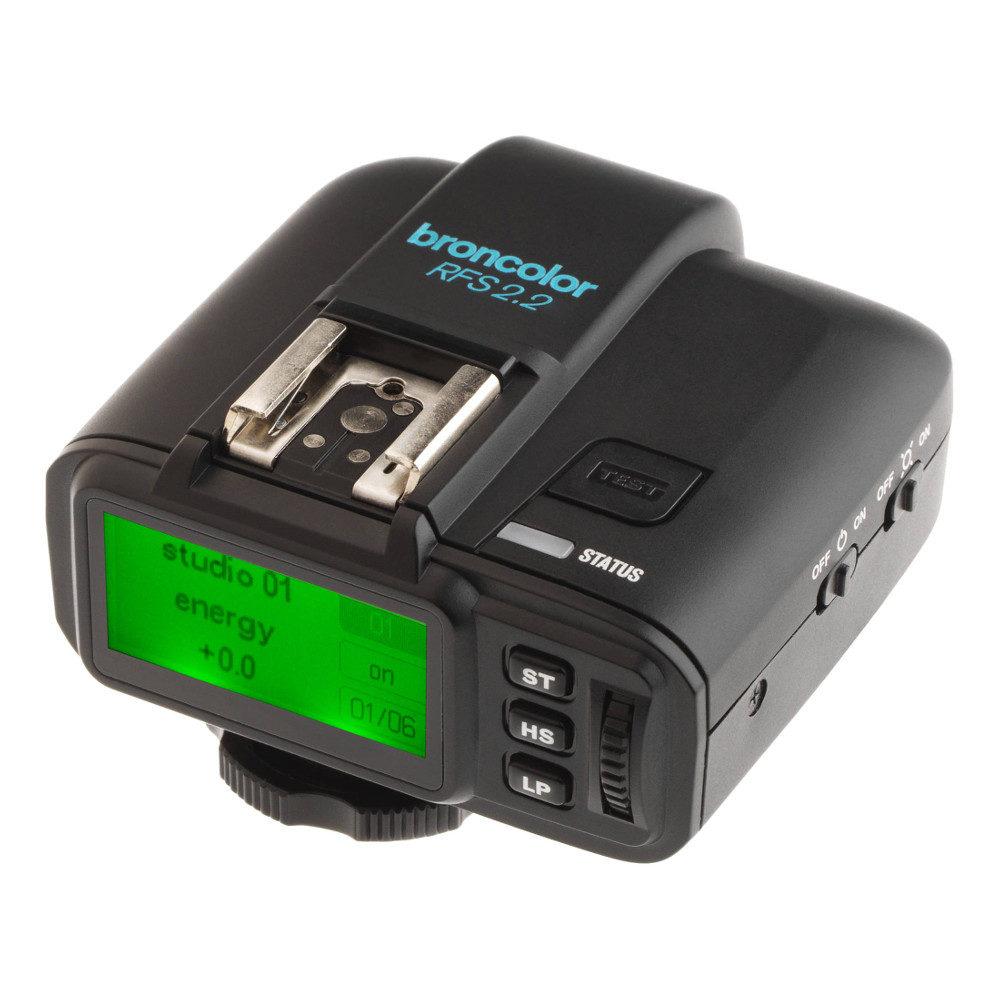 Broncolor RFS 2.2 F Transmitter (Fujifilm)