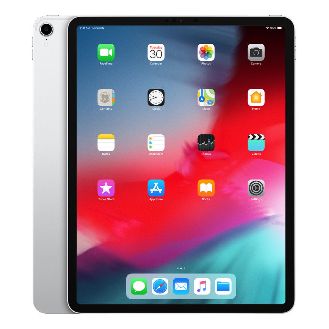 Afbeelding van Apple iPad Pro 64GB 12.9 inch Wifi Silver (MTEM2NF/A)