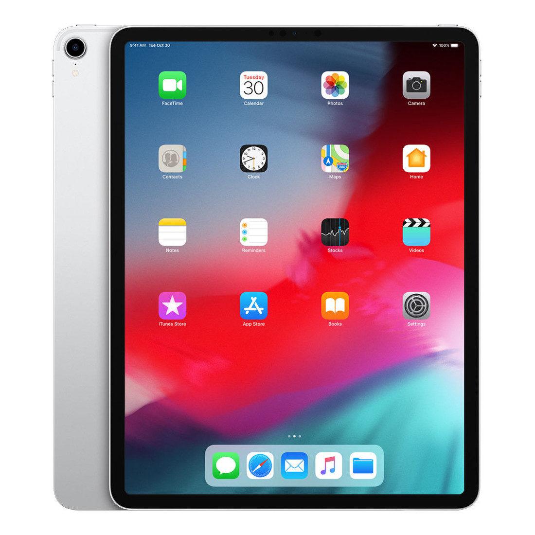 Afbeelding van Apple iPad Pro 256GB 12.9 inch Wifi Silver (MTFN2NF/A)