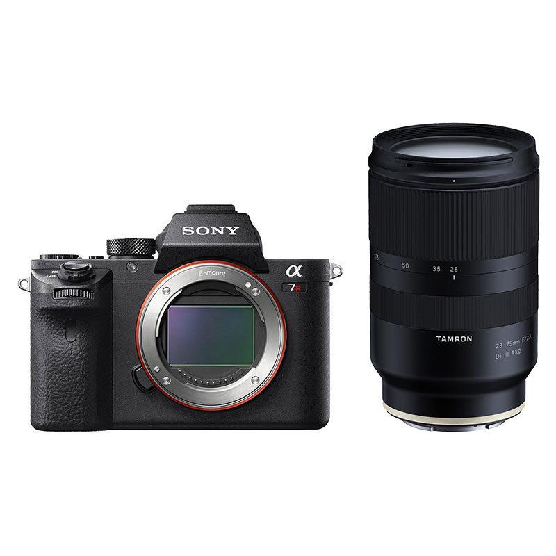 Sony Alpha A7R II systeemcamera + Tamron 28-75mm f/2.8 <br/>€ 2399.00 <br/> <a href='https://www.cameranu.nl/fotografie/?tt=12190_474631_241358_&r=https%3A%2F%2Fwww.cameranu.nl%2Fnl%2Fp2751615%2Fsony-alpha-a7r-ii-systeemcamera-tamron-28-75mm-f-2-8%3Fchannable%3De10841.Mjc1MTYxNQ%26utm_campaign%3D%26utm_content%3DSony%2Bsysteemcamera%26utm_source%3DTradetracker%26utm_medium%3Dcpc%26utm_term%3DDigitale%2Bcamera%26apos%3Bs' target='_blank'>naar de winkel</a>