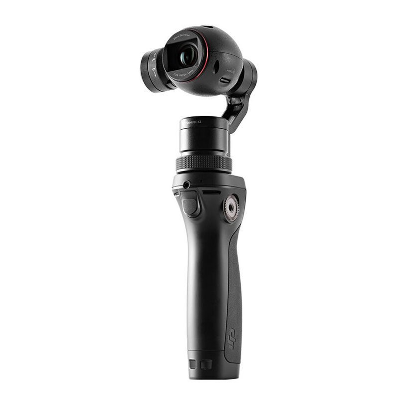 DJI Osmo handheld 4K-camera met 3-assige gimbal open-box met korting