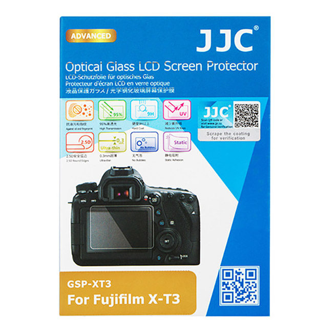 JJC GSP-XT3 Optical Glass Protector