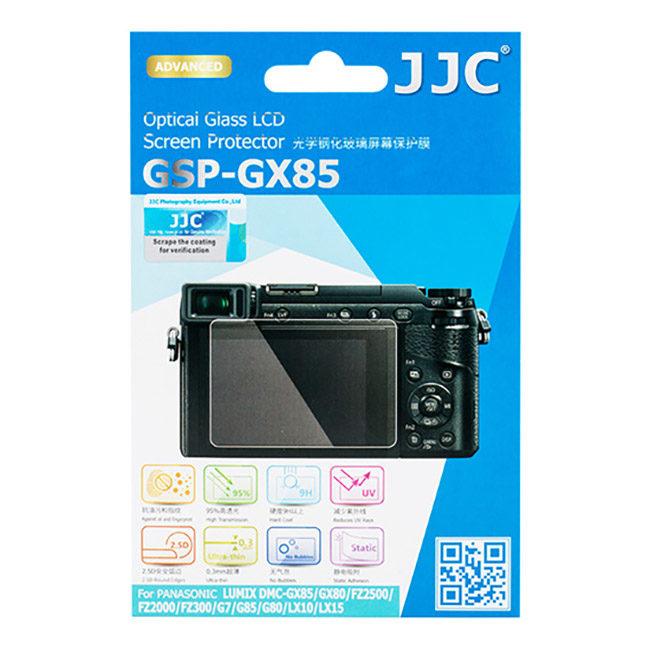 JJC GSP-GX85 Optical Glass Protector voor Panasonic GX85