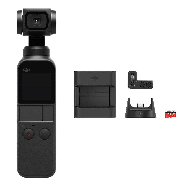 DJI Osmo Pocket + DJI Osmo Pocket Expansion Kit met korting