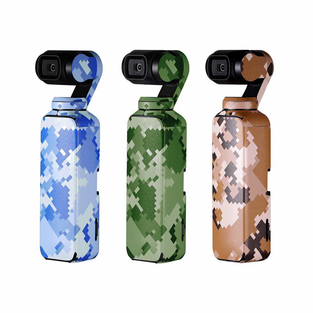 Pgytech Skin voor DJI Osmo Pocket Camouflage