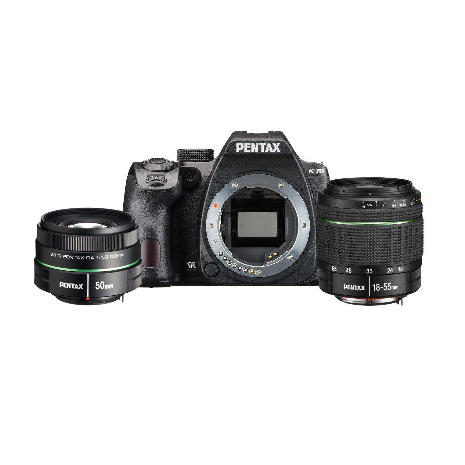 Pentax K-70 DSLR Zwart + 18-55mm + 50mm f/1.8 <br/>€ 999.00 <br/> <a href='https://www.cameranu.nl/fotografie/?tt=12190_474631_241358_&r=https%3A%2F%2Fwww.cameranu.nl%2Fnl%2Fp2853725%2Fpentax-k-70-dslr-zwart-18-55mm-50mm-f-1-8%3Fchannable%3De10841.Mjg1MzcyNQ%26utm_campaign%3D%26utm_content%3DSpiegelreflex%2Bcamera%26utm_source%3DTradetracker%26utm_medium%3Dcpc%26utm_term%3DDigitale%2Bcamera%26apos%3Bs' target='_blank'>naar de winkel</a>