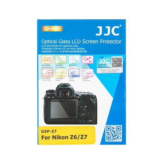 JJC GSP-Z7 Optical Glass Protector