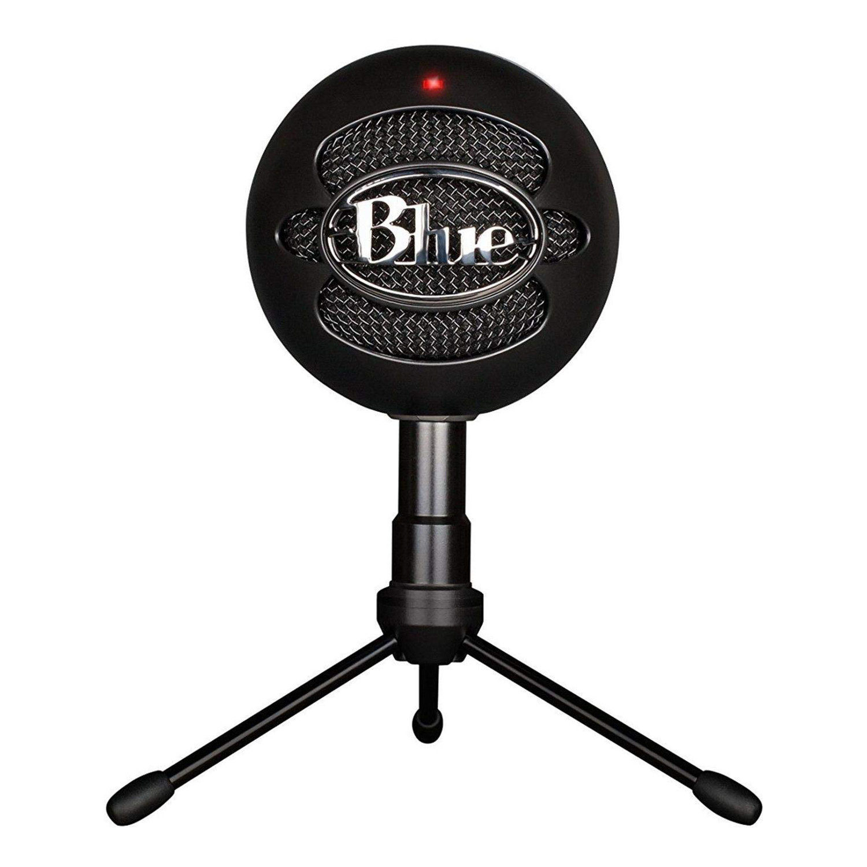 Afbeelding van Blue Snowball ICE USB Microphone Zwart