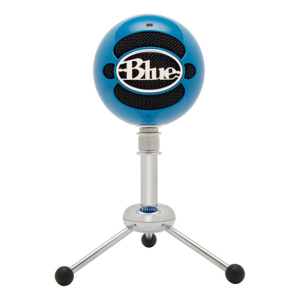 Afbeelding van Blue Snowball USB Microphone Neon