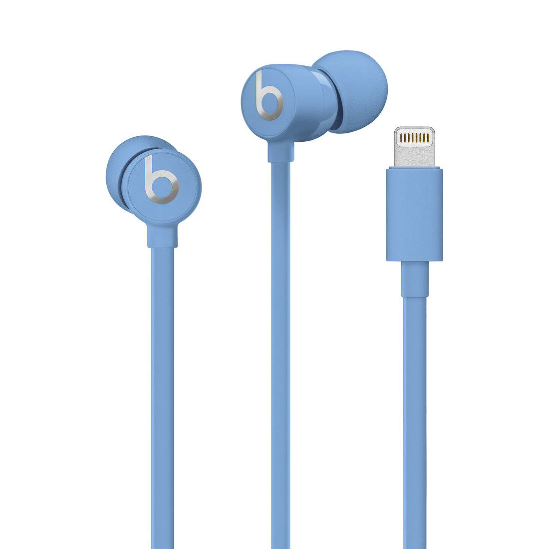 Beats urBeats3 Earphones zwart met Lightning Connector