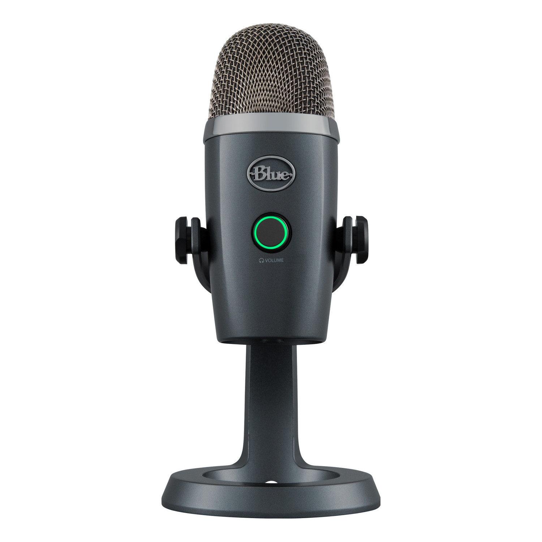 Blue Yeti Nano USB Microphone Shadow Grey