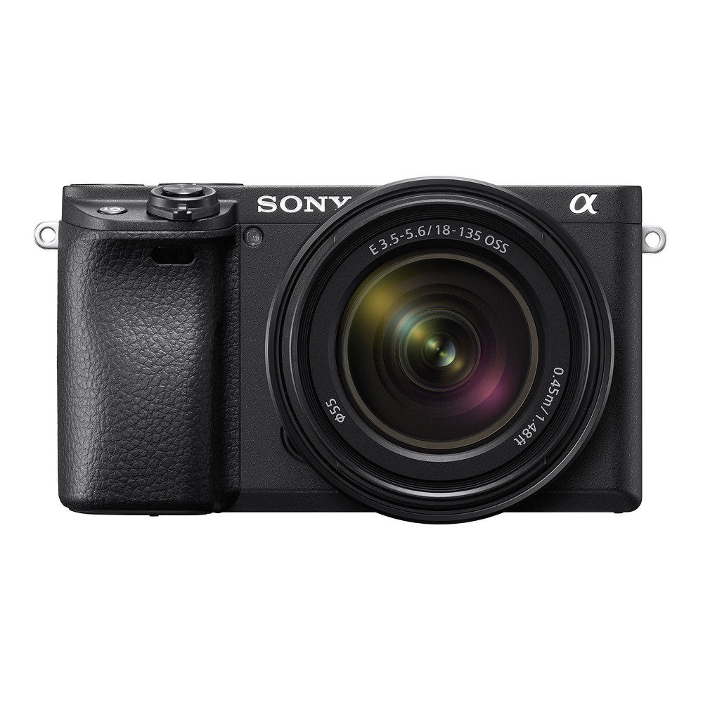 Sony Alpha A6400 systeemcamera Zwart + 18-135mm (ILCE6400M.CEC) <br/>€ 1449.00 <br/> <a href='https://www.cameranu.nl/fotografie/?tt=12190_474631_241358_&r=https%3A%2F%2Fwww.cameranu.nl%2Fnl%2Fp2916695%2Fsony-alpha-a6400-systeemcamera-zwart-18-135mm-ilce6400m-cec%3Fchannable%3De10841.MjkxNjY5NQ%26utm_campaign%3D%26utm_content%3DSony%2Bsysteemcamera%26utm_source%3DTradetracker%26utm_medium%3Dcpc%26utm_term%3DDigitale%2Bcamera%26apos%3Bs' target='_blank'>naar de winkel</a>