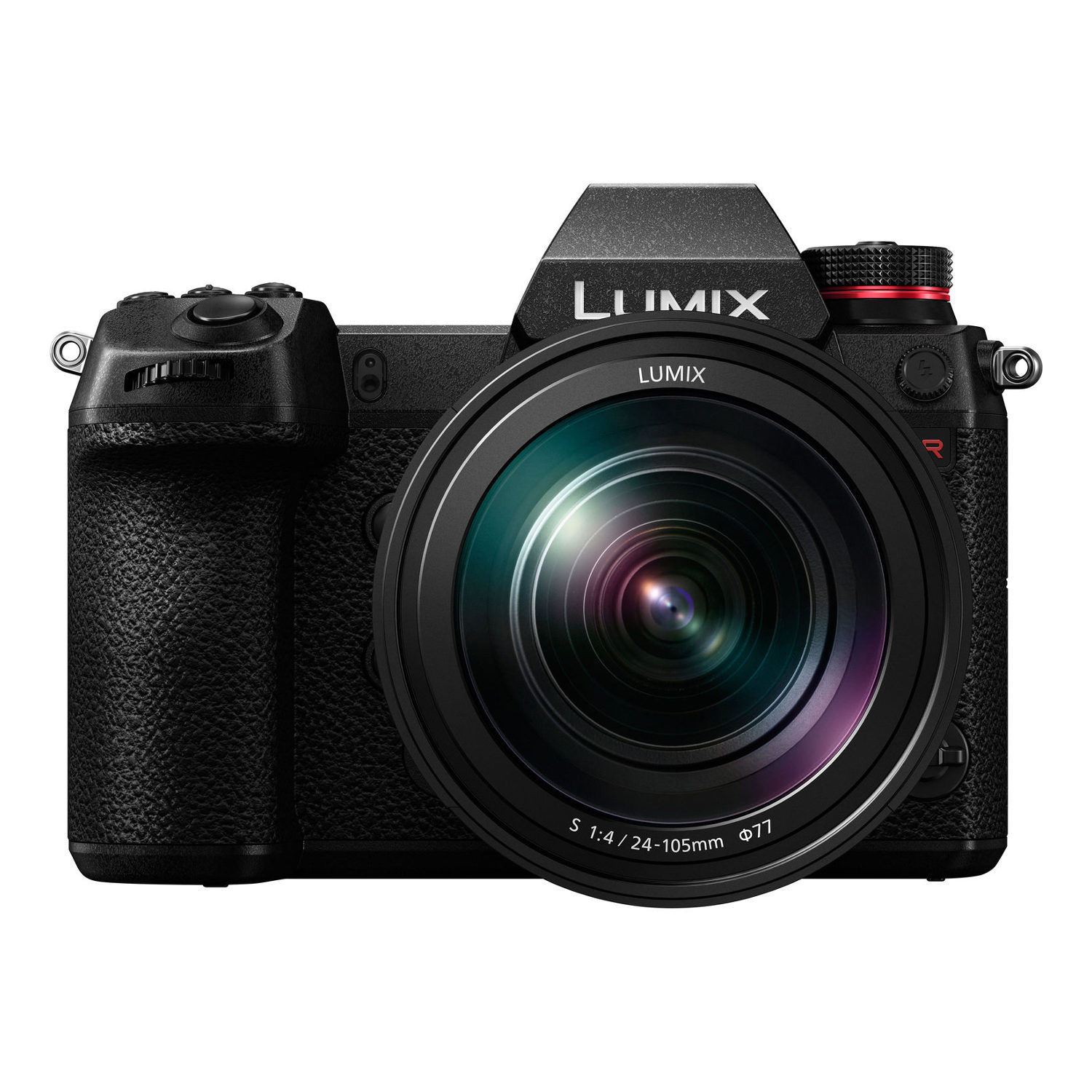 Panasonic Lumix DC-S1R systeemcamera + 24-105mm F/4