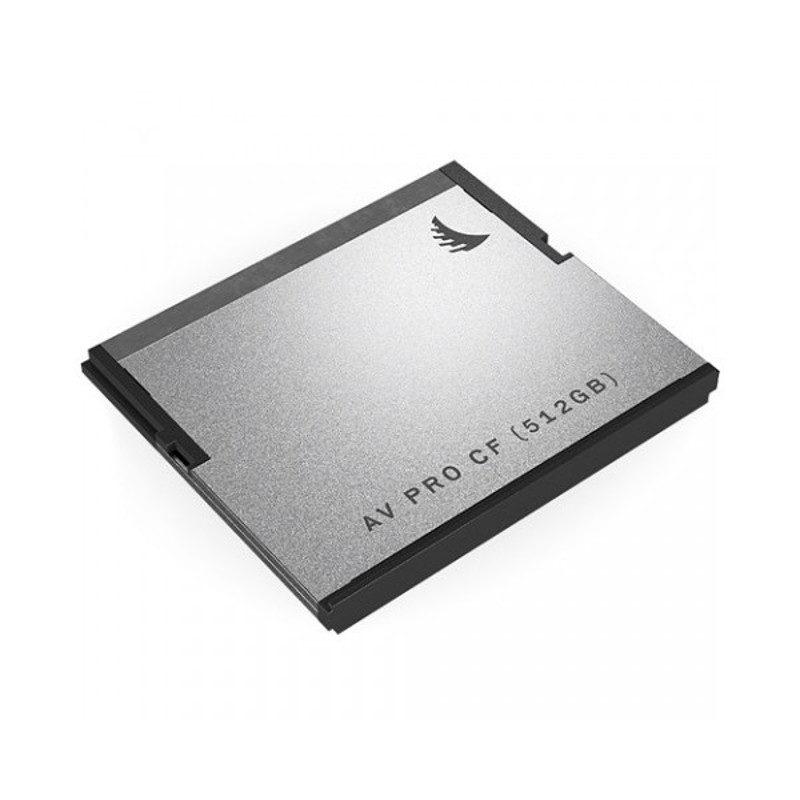 Afbeelding van Angelbird 512GB AVpro CFast geheugenkaart