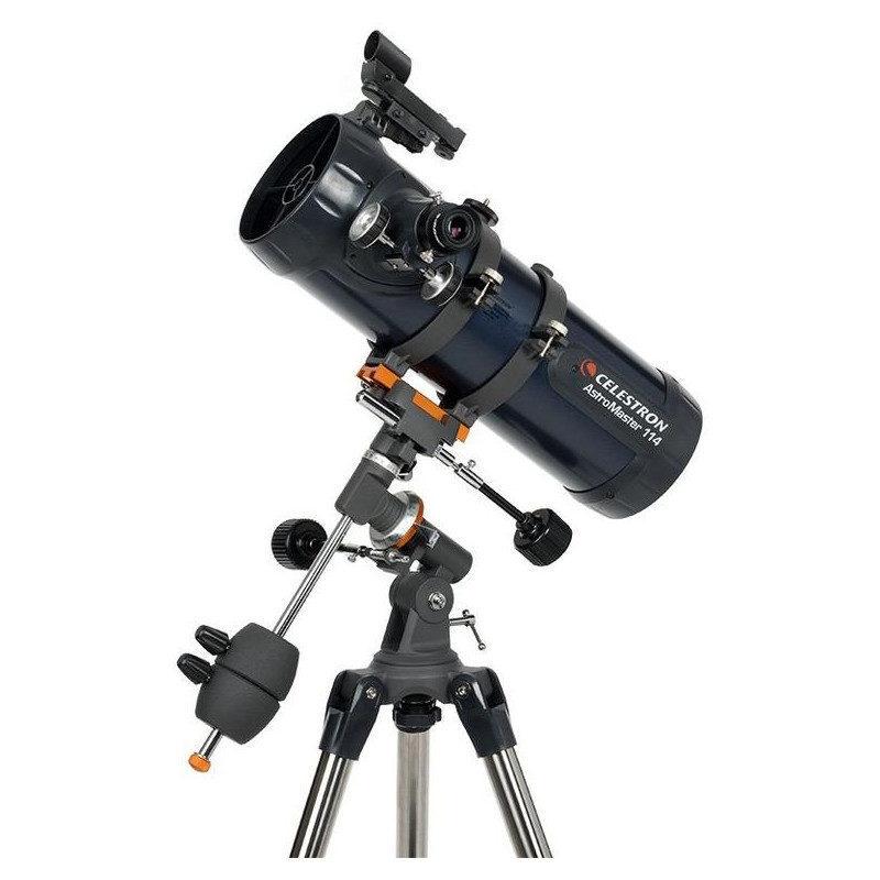Afbeelding van Celestron Astromaster 114EQ telescoop Demomodel