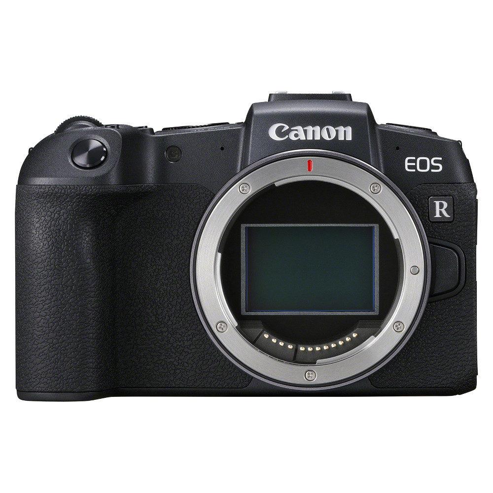 Canon EOS RP systeemcamera Body Zwart + EF-adapter