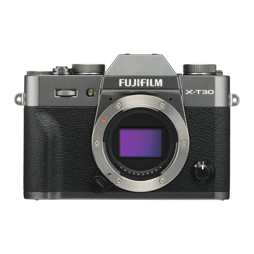 Fujifilm X-T30 systeemcamera Body Charcoal Silver