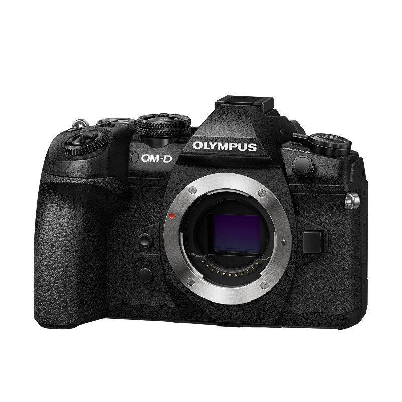 cceedfcacda Olympus OM-D E-M1 Mark II systeemcamera Body Zwart - Tweedehands - image